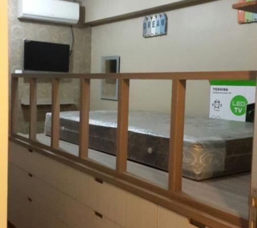 Apartemen Green Bay Pluit Studio Furnish Disewakan