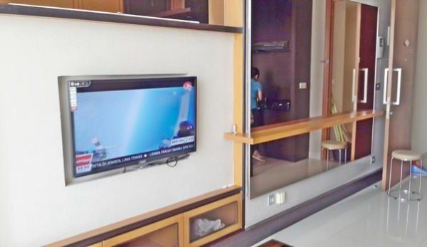 Apartemen Ancol Mansion 1BR Fullfurnish View Laut Disewakan