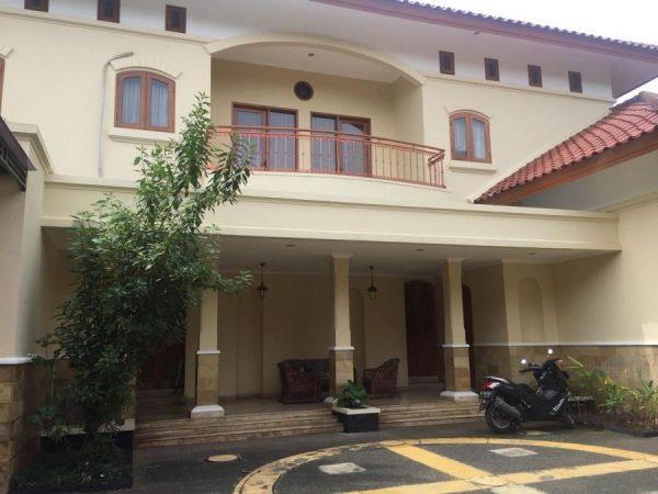 Rumah Gandaria 1034m2