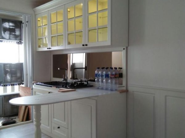 Apartemen Green Bay 3 Bedroom Furnish