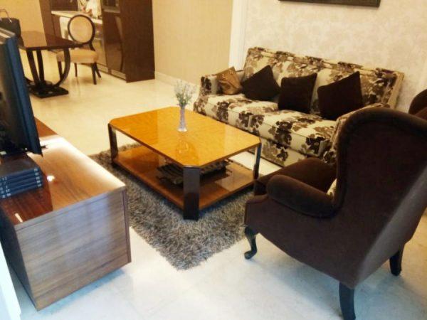 Apartemen Residence 8 1BR 94m2 Fullfurnish