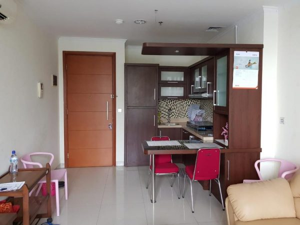 Apartemen Ancol Mansion type 1Br Full Furnish 66m2