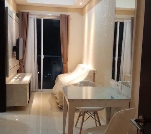 Apartemen Puri Mansion 1 BR Fullfurnish Disewakan