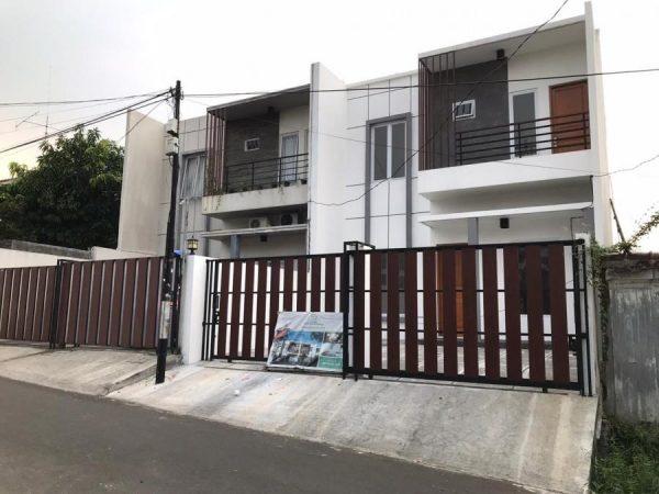 Rumah Tanah Kusir 95m2 Brand New