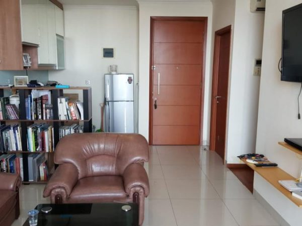 Apartemen Ancol Mansion 1br Fullfurnish 66m2
