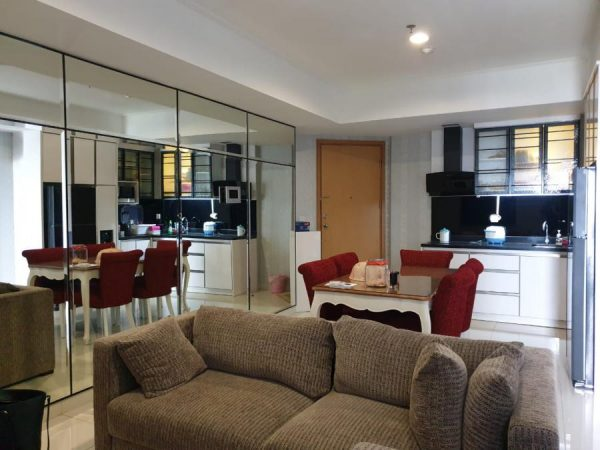 Apartemen The Mansion Jasmine Dukuh Golf 2 BR 76m2