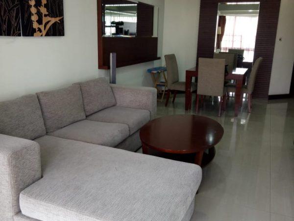 Taman Anggrek Condominium 2BR Diatas Mall Disewakan