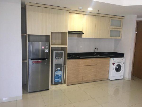 Apartemen The Mansion Jasmine 2BR Furnish Disewakan Harga Terjangkau
