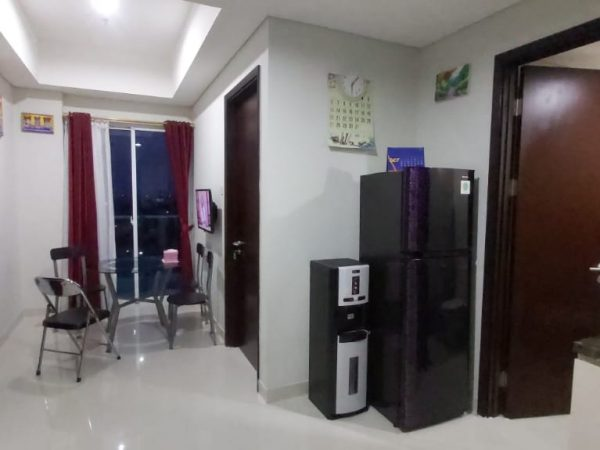Apartemen Puri Mansion 2BR 63m2 Fullfurnish Disewakan