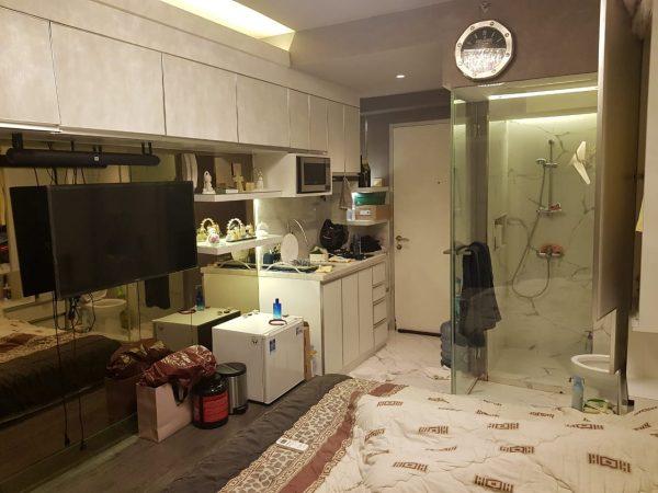 Apartemen Green Bay Pluit Studio Disewakan Fullfurnish Mewah