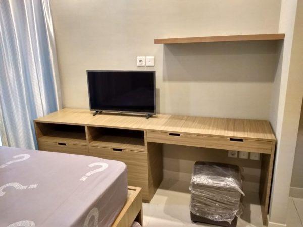 Apartemen Taman Anggrek Residences Studio Fullfurnish Disewakan