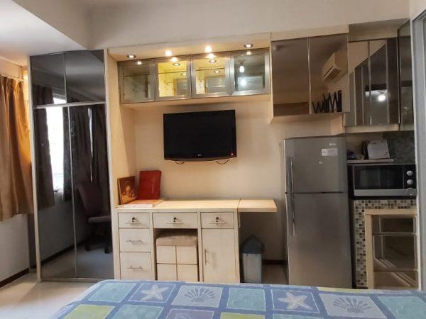 Apartemen Royal Medit Type Studio Fullfurnish Disewakan