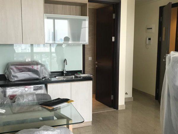 Apartemen Menteng Park 2 BR Private Lift Disewakan