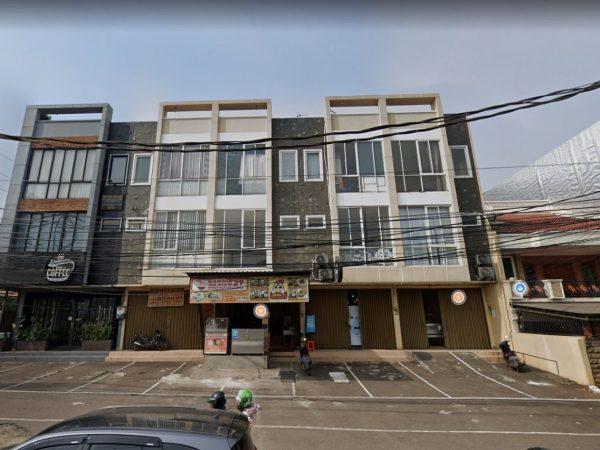Ruko Muara Karang 3 Lantai 85m2 Disewakan