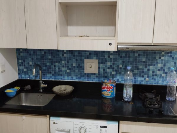 Apartemen The Mansion Bougenville 1BR Semifurnish Disewakan