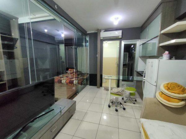 Apartemen Green Bay Pluit 1 BR Fullfurnish Disewakan