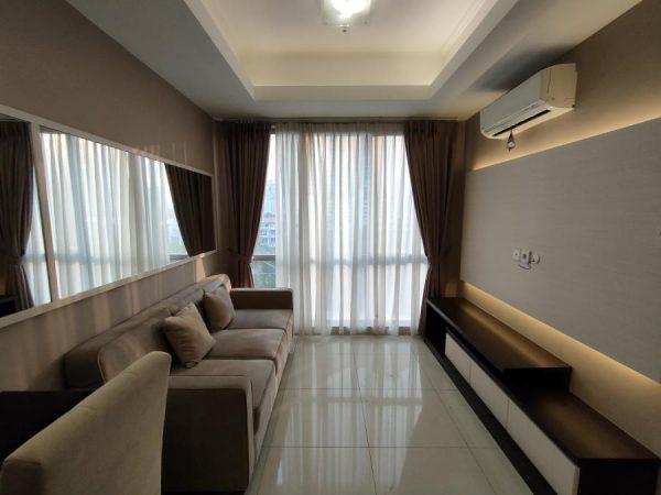 Apartemen The Mansion Dukuh Golf Bougenville 2BR Selantai Fasilitas