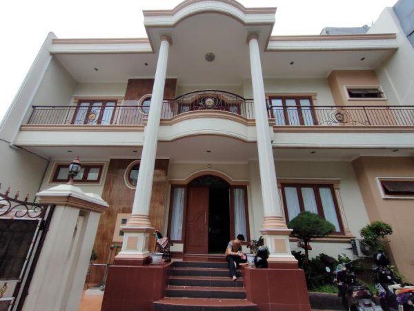 Rumah Sunter Agung Permai 2 Lantai 285m2