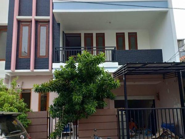 Rumah Kelapa Cengkir Kelapa Gading 162m2