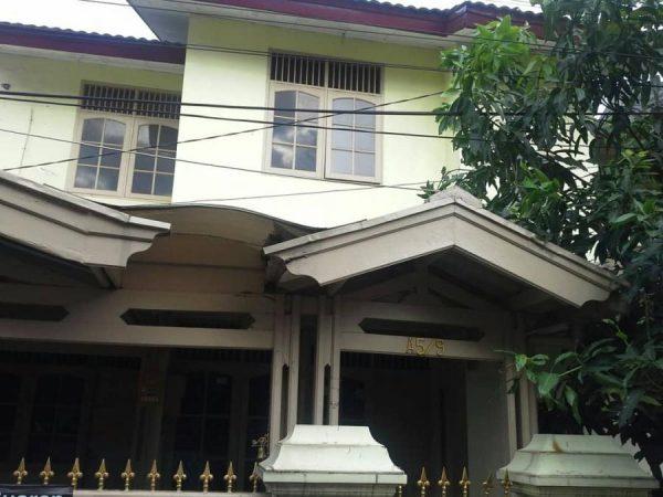 Rumah Kavling PTB DKI Pondok Kelapa 187m2