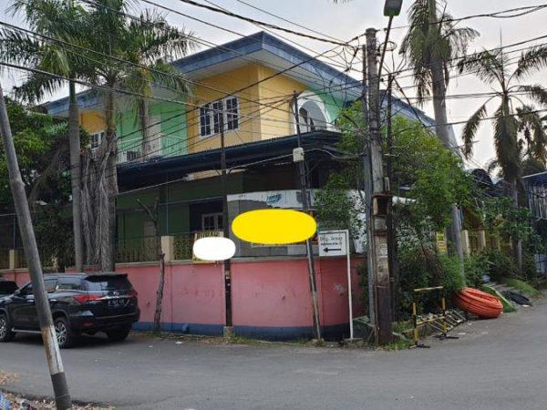 Rumah Pluit Murni 500m2 Hitung Tanah