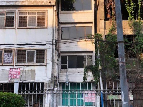 Ruko Pintu Besar Selatan Pinangsia Dijual