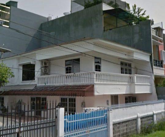 Rumah Taman Harapan Indah Jelambar 160m2