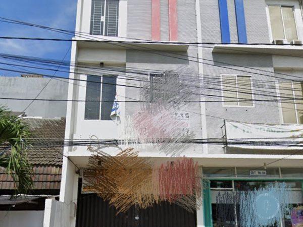 Ruko Muara Karang 3,5 Lantai 85m2 Dijual