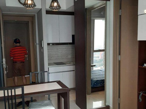 Apartemen Taman Anggrek Residences 1 Bedroom Fullfurnish Oke
