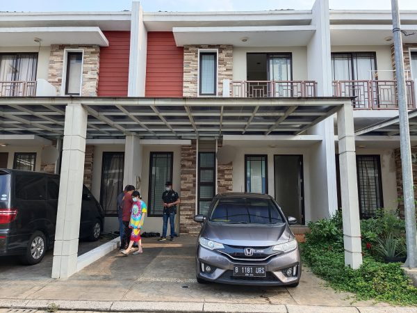 Rumah Green Lake City Asia 6x18