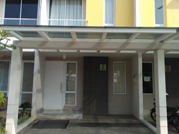 Rumah Sedayu City 56m2 Disewakan