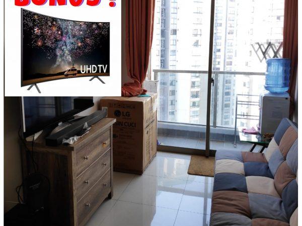 Apartemen Taman Anggrek Residences 3 BR Best Price