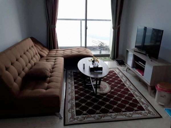 Apartemen Gold Coast PIK 1 Bedroom Fullfurnish 51m2