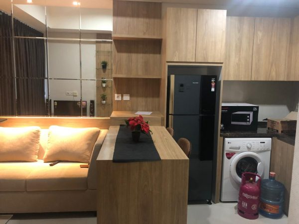 Apartemen Puri Mansion 2BR 49m2 Fullfurnish Private Lift