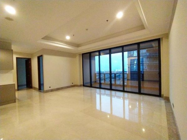 Apartemen District 8 3BR Semifurnish