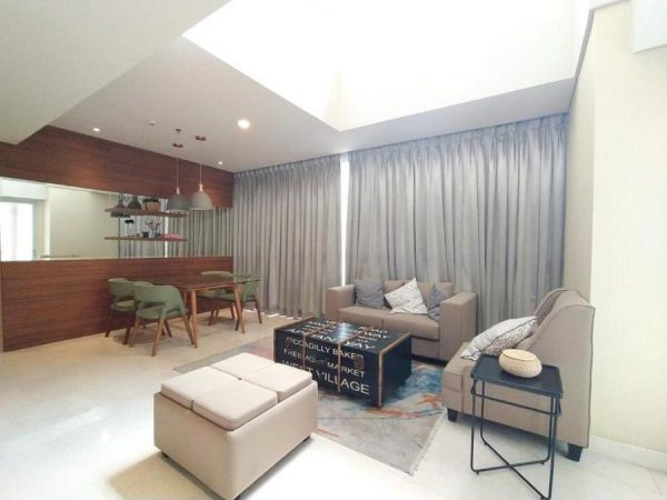 Ciputra World 2 The Ascott 3 BR