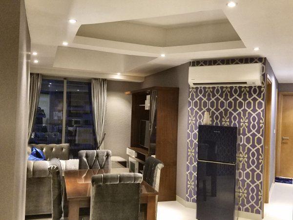 Apartemen The Mansion Jasmine Dukuh Golf Kemayoran 2 Br 62m2 Full Furnish