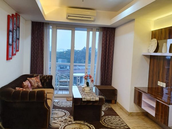 Apartemen Royal Springhill 2BR 73M2 Full Furnish