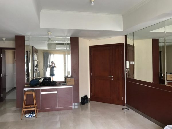 Apartemen Royal Medit 2 BR 70m2 Fullfurnish Disewakan