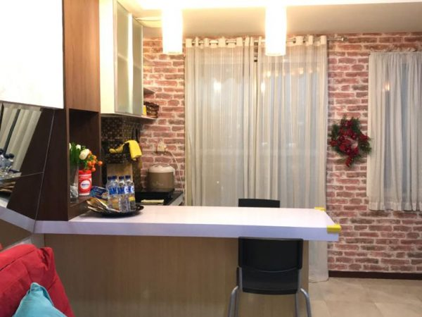 Apartemen Royal Medit 2 BR 53m2 Full Furnish