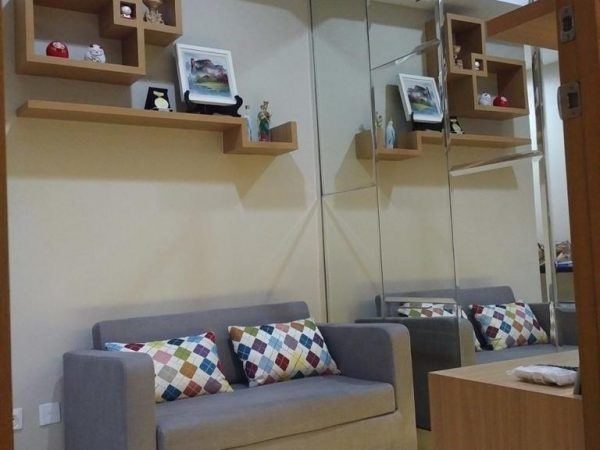 Apartemen The Mansion Bougenville 1 Bedroom Fullfurnish Oke