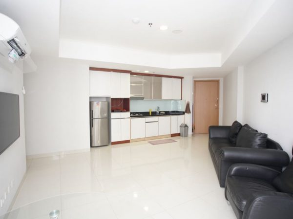 Apartemen The Mansion Jasmine 2 BR Furnish