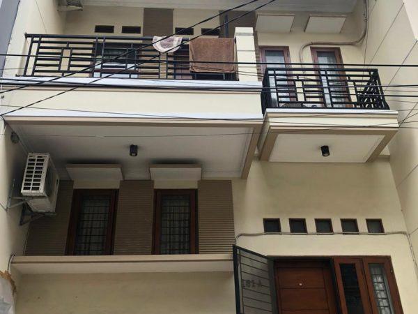 Rumah Pademangan 3 Lantai 79m2