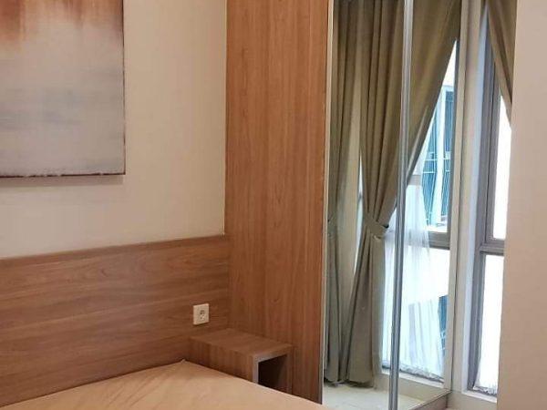 Apartemen The Mansion Kemayoran 1 Bedroom Fullfurnish Disewakan