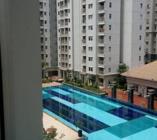 Jual Apartemen Mediterania Garden 2 Semi Furnish 3Br 80m2