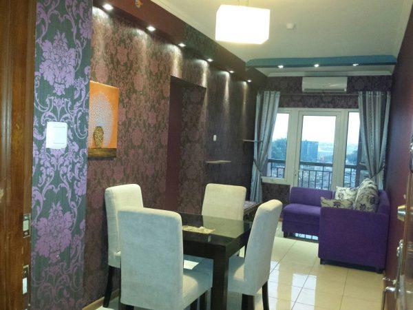 Disewakan Apartemen Grand Palace Kemayoran 2 Br 70m2 Furnish APJ179