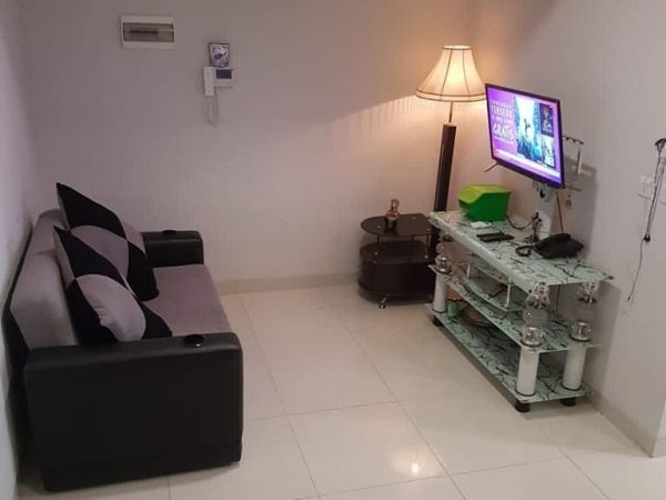 Apartemen The Mansion Kemayoran 2 BR 57m2 Furnish