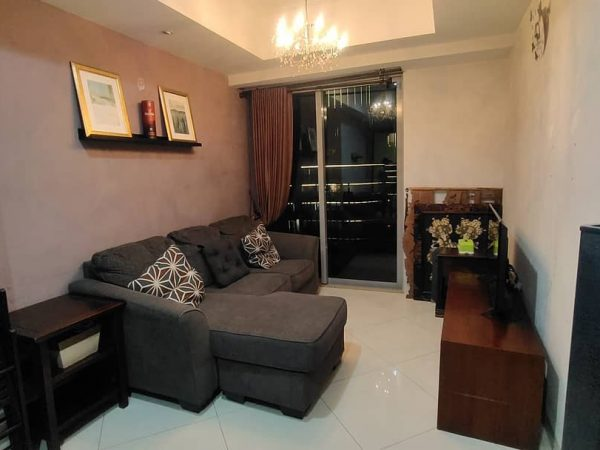 Apartemen The Mansion Kemayoran 2 BR Fullfurnish