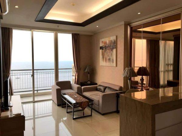 Apartemen Ancol Mansion 1 Bedroom Fullfurnsih