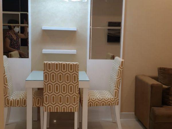 Apartemen Taman Anggrek Residences 3 BR Fullfurnish